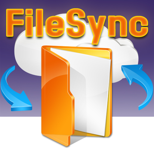 FileSync - Sync, View, and Play Files Anytime, Anywhere! app icon